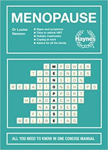 Dr Louise Newson menopause book