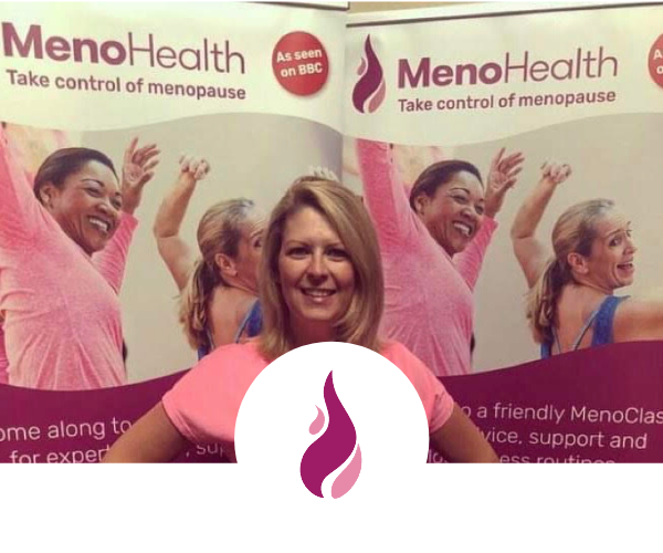 Group support for women during menopause and beyond